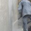 Oude stuclaag verwijderen in Arnhem